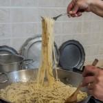 truffle spaghetti