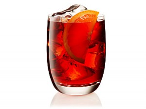 Invented in Florence in 1919, the Negroni is an Italian classic.