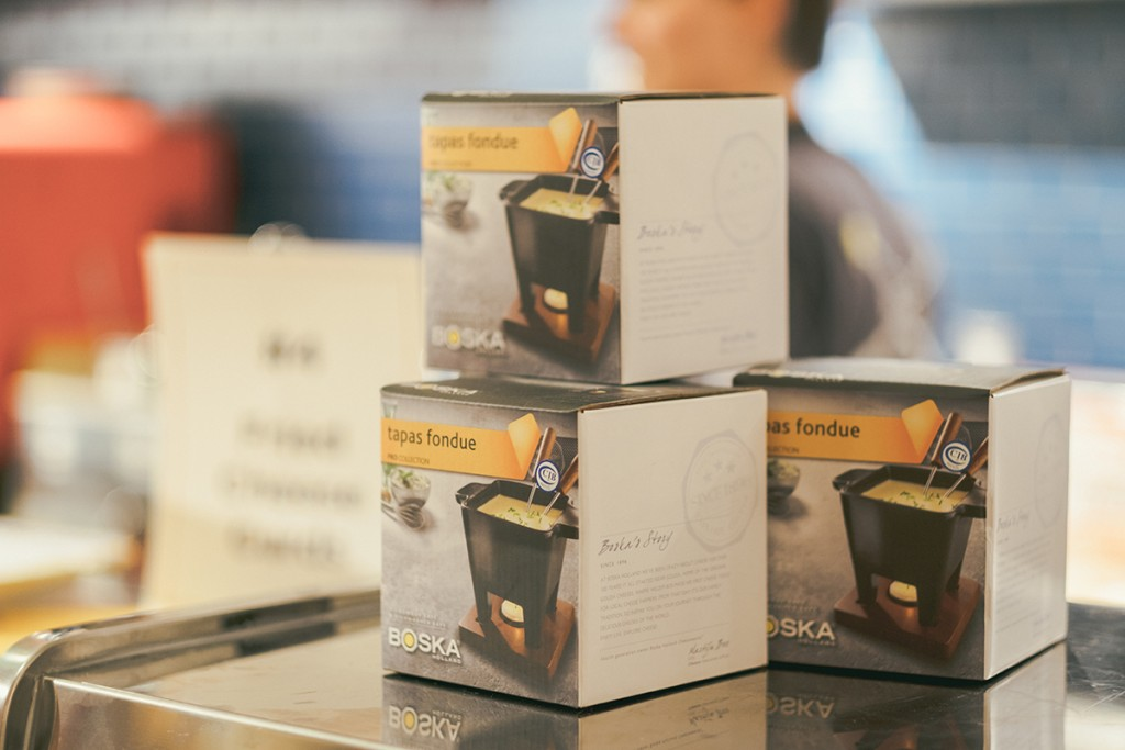 Mini Fondue Kits
