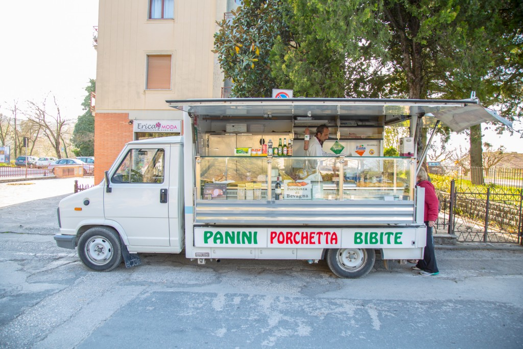 Porchetta Truck