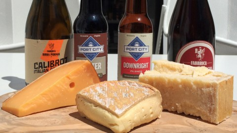 The Art of Pairing Beer and Cheese