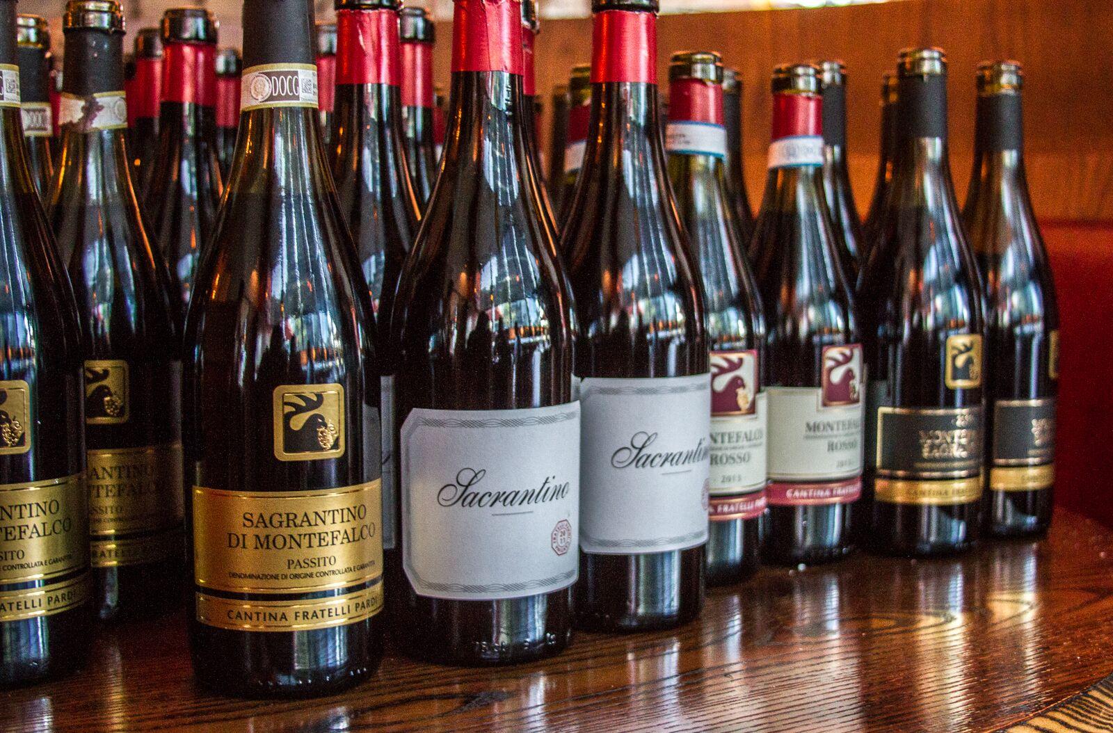 Umbrian Wines