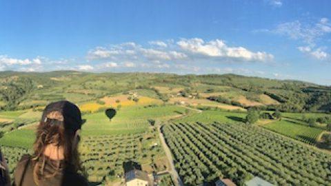 Umbria in Mongolfiera