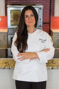 Head Chef Johanna Hellrigl