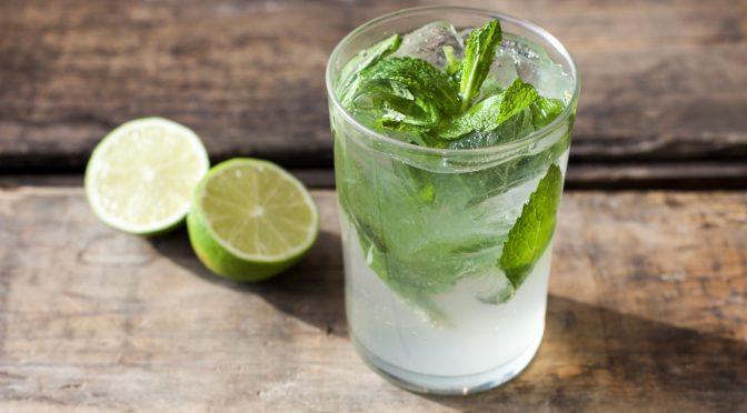 Mint Gin(ger) Mule